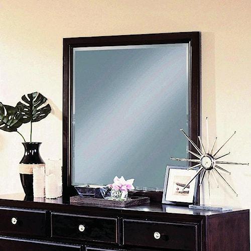 Crown Mark Tomas Dresser Top Mirror