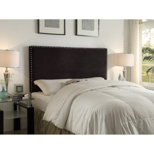 Crown Mark Upholstered Headboards Sasha Full/Queen Headboard