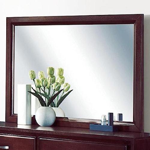 Crown Mark Vera Landscape Mirror