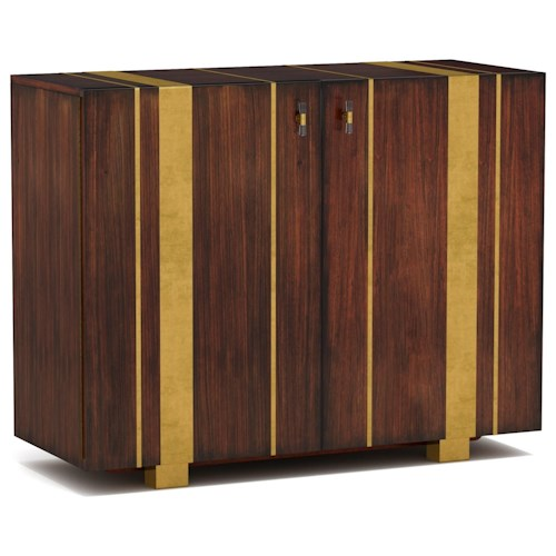 Cynthia Rowley for Hooker Furniture Cynthia Rowley - Sporty Skippy Bar Cabinet