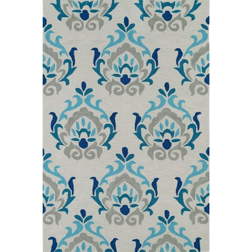 Dalyn Aloft Fawn 9'X13' Rug