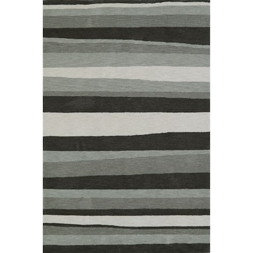 Dalyn Aloft Charcoal 9'X13' Rug