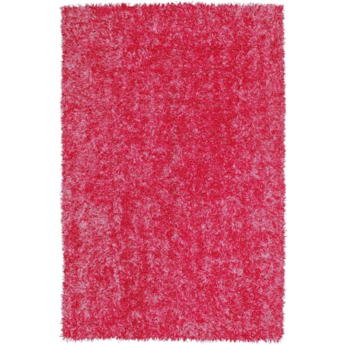 Dalyn Bright Lights Hot Pink 3'6