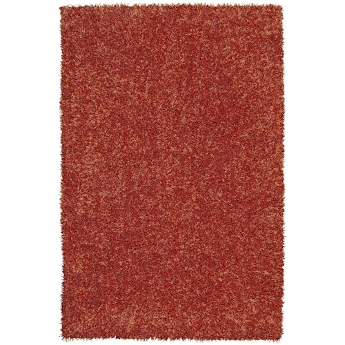 Dalyn Bright Lights Orange 8'X10' Rug