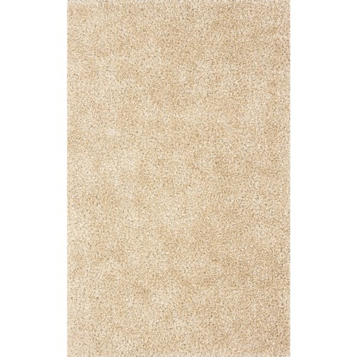 Dalyn Illusions Ivory 5'X7'6
