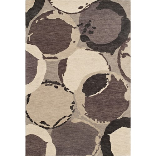 Dalyn Impulse Grey 5'X7'6