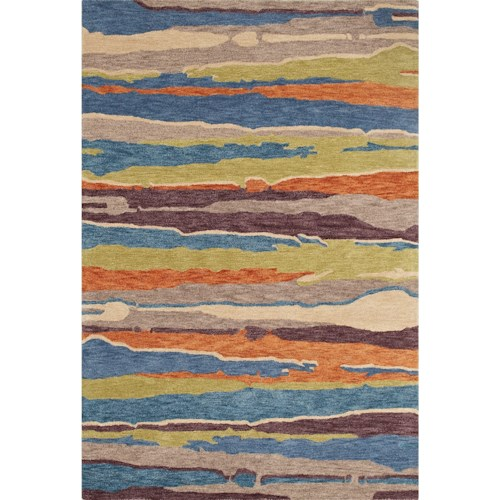 Dalyn Impulse Multi 9'X13' Rug