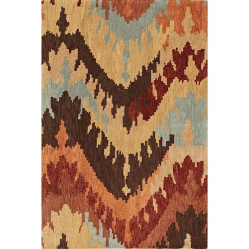 Dalyn Impulse Taupe 9'X13' Rug