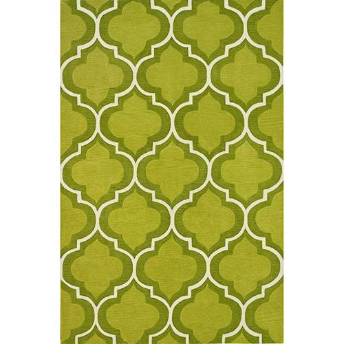 Dalyn Infinity Lime 9'X13' Rug