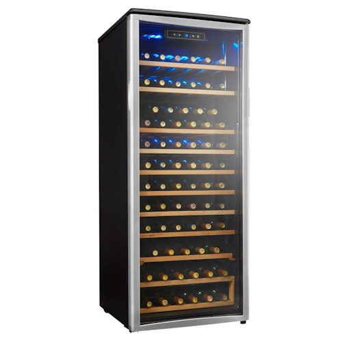 Danby Wine Coolers and Beverage Centers 10.64 cu. ft. Designer Wine Cooler - 75 Bottle Capacity