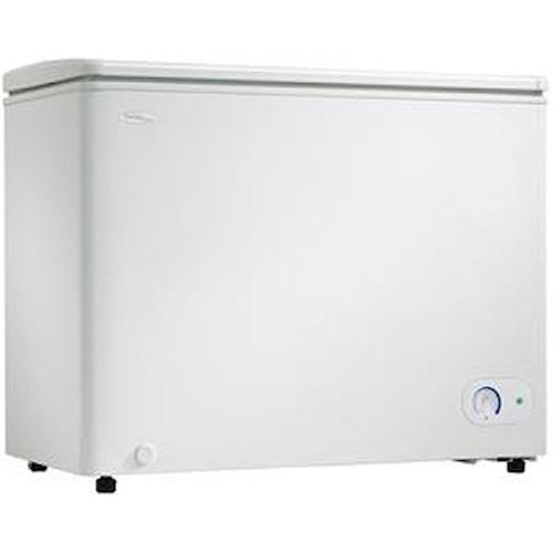 Danby Chest Freezers 8.1 Cu. Ft. Chest Freezer