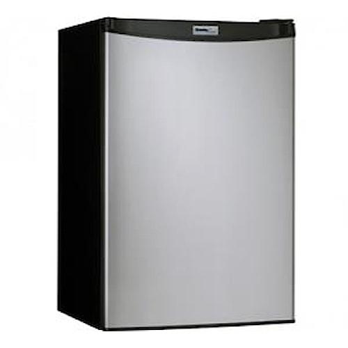 Danby Compact Refrigerators 4.4 Cu. Ft. Compact Refrigerator with Freezer