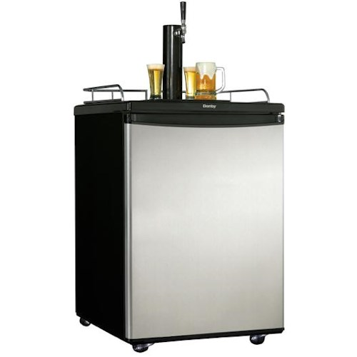 Danby 5.8 Cu. Ft. Keg Cooler
