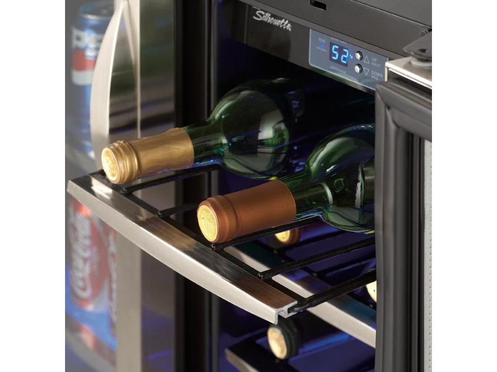 The Unit Caters to Wine as Well