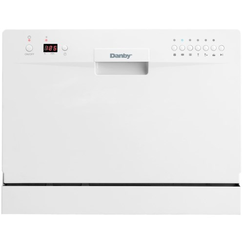 Danby Dishwashers ENERGY STAR® Counter-Top Dishwasher with 6 Place Settings