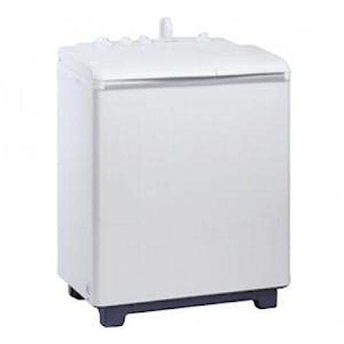 Danby Laundry 2.26 Cu. Ft. Capacity Twin Tub Washing Machine