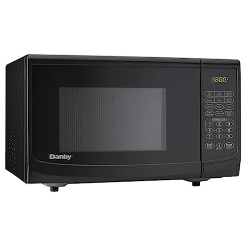 Danby Microwaves .9 Cu. Ft. Countertop 900 Watt Microwave
