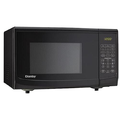 Danby Microwaves 1.1 Cu. Ft. Countertop 1000 Watt Microwave