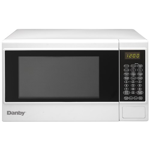 Danby Microwaves 1.4 Cu. Ft. Countertop Microwave with Child Proof Lock