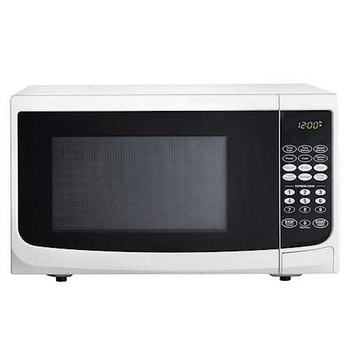Danby Microwaves .7 Cu. Ft. Countertop Watt Microwave with Turntable