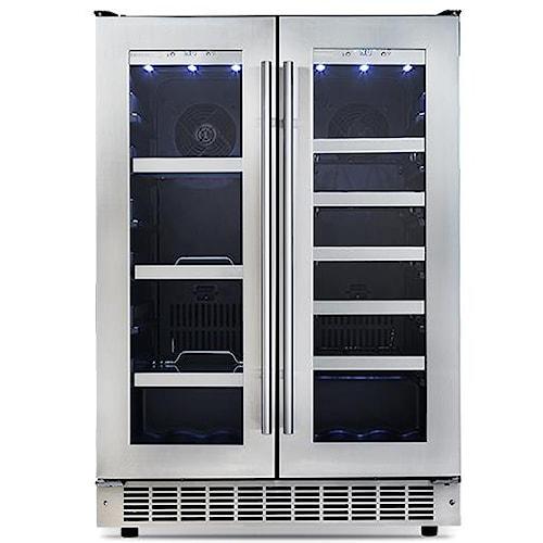 Danby Silhouette Series Built-In Refrigerators 24