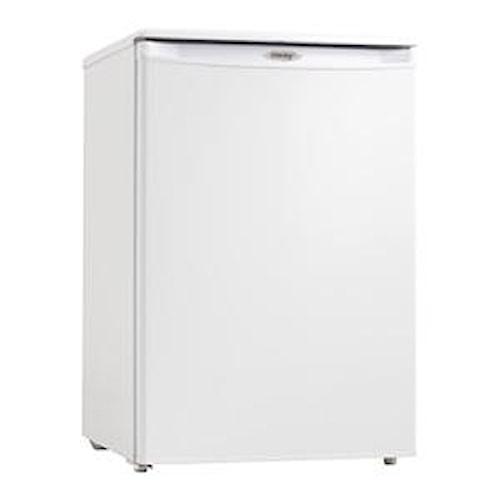 Danby Upright Freezers  4.3 Cu. Ft. Upright Freezer