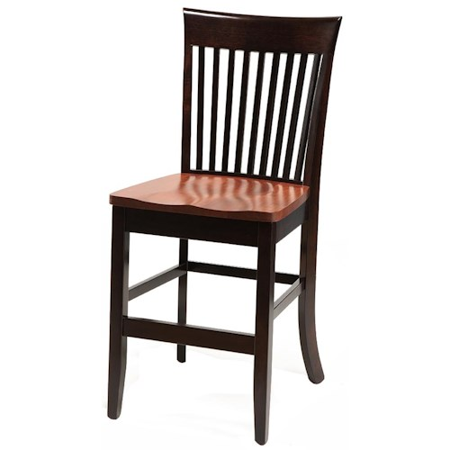 Daniel's Amish Carleton Side Chair 30