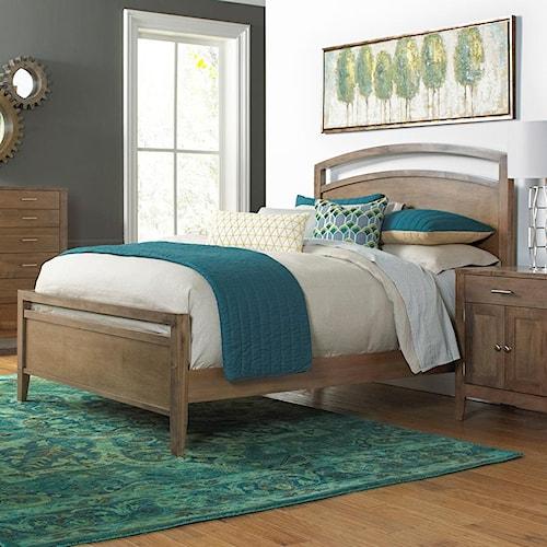 Daniel's Amish Nouveau King Bed