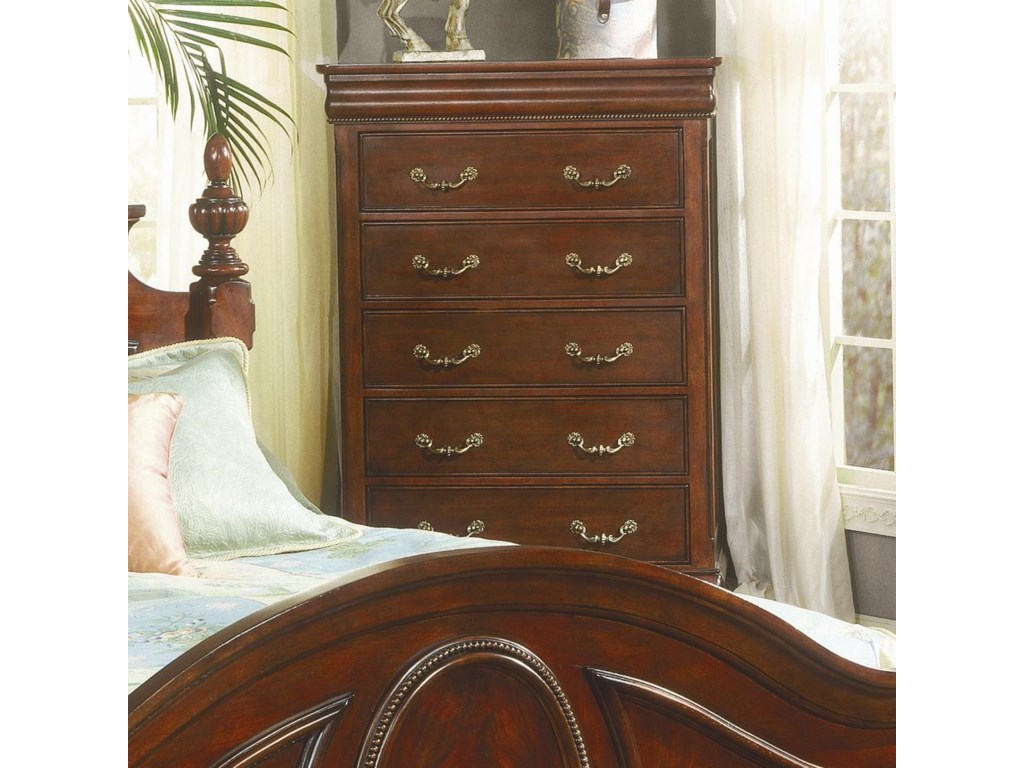 Regency Bedroom Furniture Davis Direct Regency 5 Drawer Chest Miskelly Furniture Chest