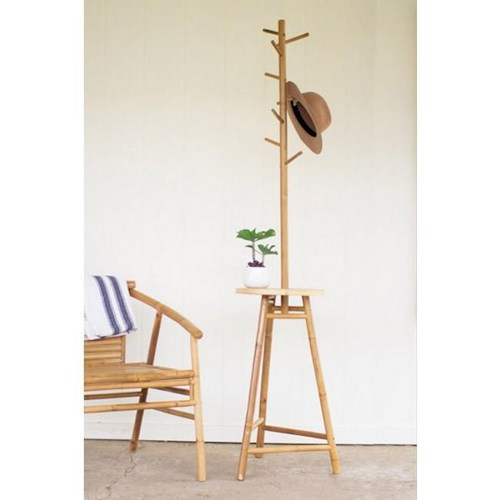 Rotmans Choice Accessories Bamboo Coat Rack