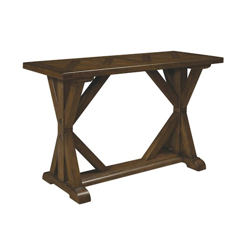 Belfort Select Virginia Mill Sofa Table