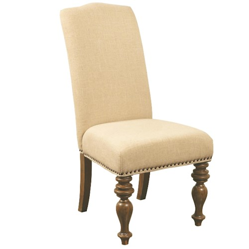 Belfort Select Virginia Mill Upholstered Side Chair