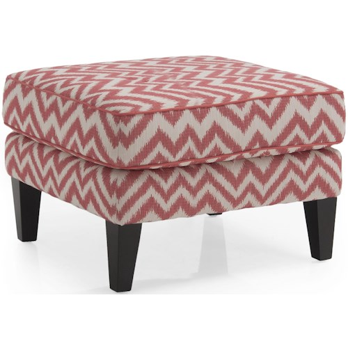 Decor-Rest 2468 Accent Ottoman