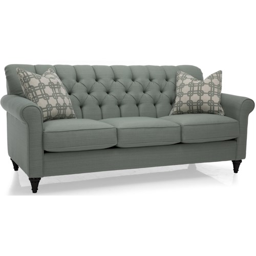Decor-Rest 2478 Stationary Sofa