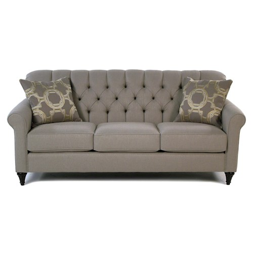 Decor-Rest Maxine Stationary Sofa