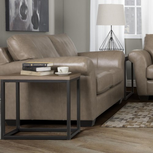 Decor-Rest 3553 Casual Loveseat
