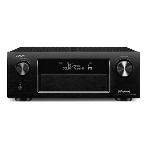 Denon AV Receivers 7.2 Channel IN-Command AV Receiver