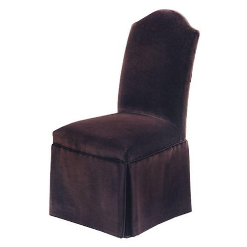 Designmaster Chairs  Holyoke Skirted Side Chair