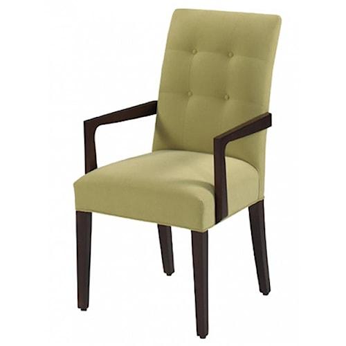 Designmaster Chairs  Atlanta Arm Chair