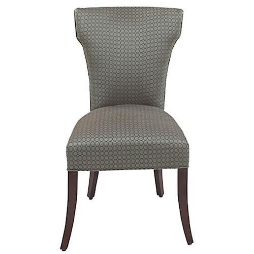 Designmaster Chairs  Destin Klismos Side Chair