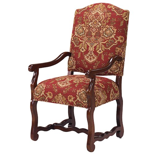 Designmaster Chairs  Chaumont Country French Arm Chair