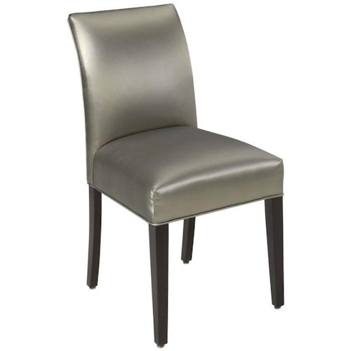 Designmaster Chairs  Hopewell Contemporary Small Scale Dining Side Chair