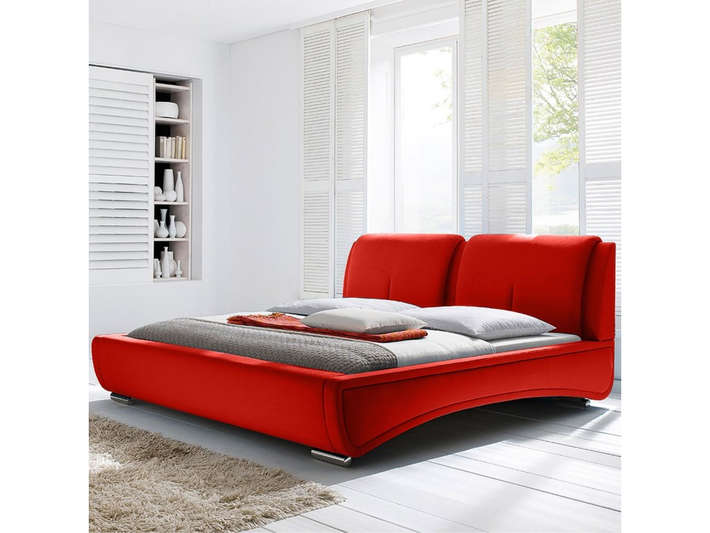 Bed Shown May Not Indicate Size Indicated