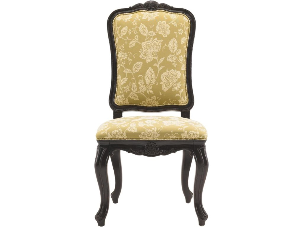 The Upholstered Side Chair