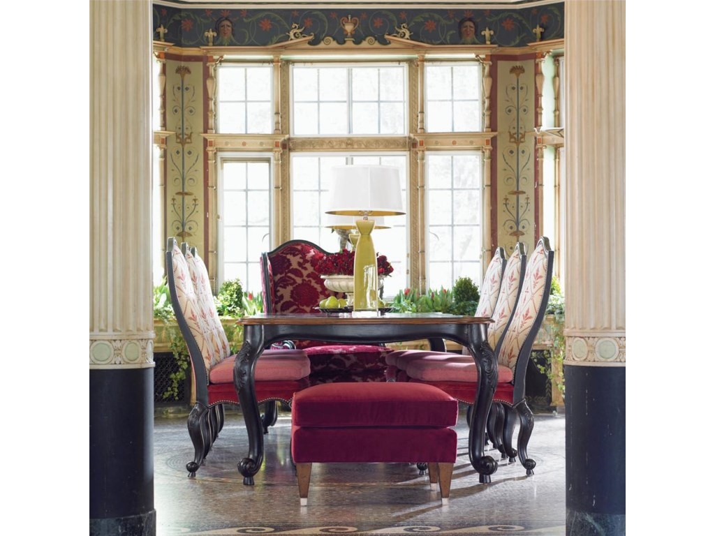 Shown in Dining Room with Parlor Side Chairs