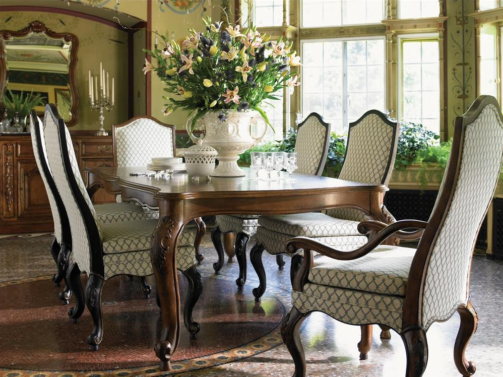 Shown with Parlor Side and Arm Chairs