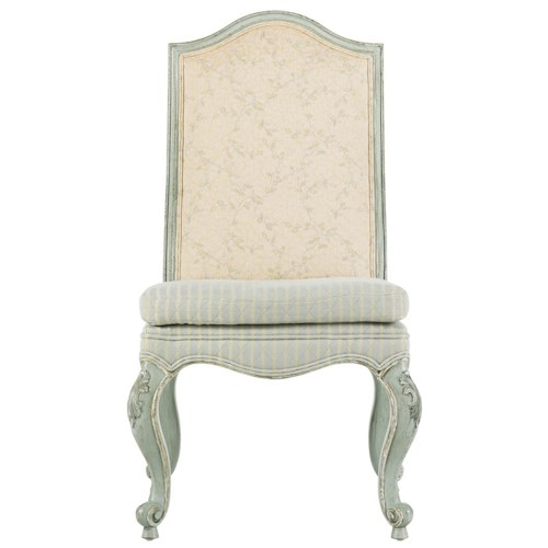 Drexel Heritage® At Home in Belle Maison The Parlor Upholstered Side Chair
