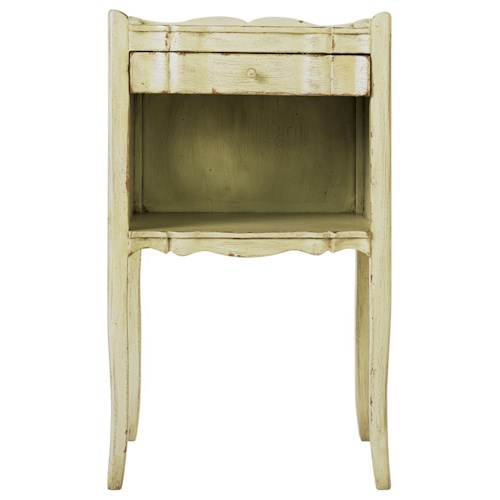 Drexel Heritage® At Home in Belle Maison The Aperitif One Drawer Table