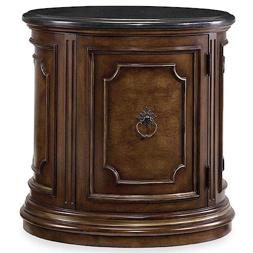 Drexel Heritage® Casa Vita Rizzo Commode  w/ Black Granite Top