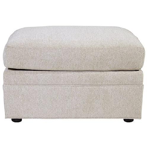 Drexel Heritage® Drexel Heritage Upholstery Customizable Holloway Ottoman